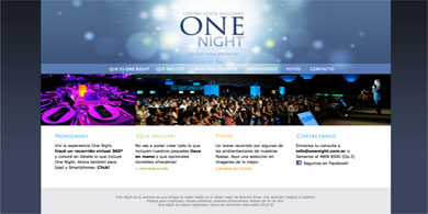 One Night Fiestas para Empresas